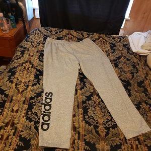 Jogger pants gray